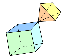 Half-edge structure
